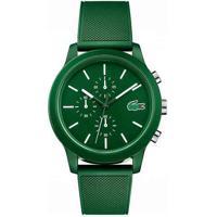 Relógio Lacoste Masculino Borracha Verde - 2010973