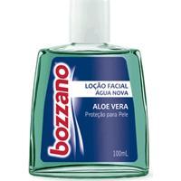 Loção Pós Barba Bozzano Aloe Vera 100Ml