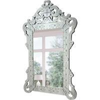 Espelho Decorativo Torelli 120X80 Cm Prata
