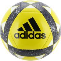 846d007031 ... Bola De Futebol De Campo Adidas Starlancer V - Amarelo Preto