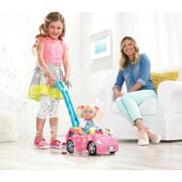 Veículo E Boneca - 37Cm - Little Mommy - Passeio Com Bolhas - Mattel