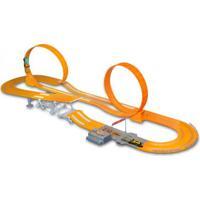 Pista Hot Wheels Track Set Zero Gravity 760Cm 2 Carrinhos+ 2 Controles Indicado Para +5 Anos Multikids - Br069 Br069