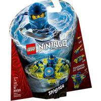 Lego Ninjago - Masters Of Spinjitzu - Jay - 70660
