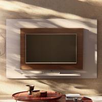 Painel Para Tv Até 65 Polegadas Eros Iii Gianduia E Dakota 221,5 Cm