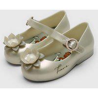 Sapatilha Mini Melissa Infantil Sweet Love Disney Verde