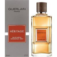 Heritage De Guerlain Masculino Eau De Toilette 100 Ml