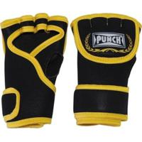 Luva Gel Punch Sports Para Treinos - Unissex