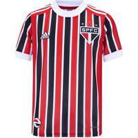 Camisa Do São Paulo Ii 21 Adidas - Júnior