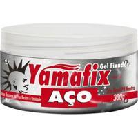 Gel Yamafix Aço Yamá Cosméticos 300G - Unissex-Incolor