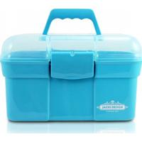 Caixa Organizadora (G) Jacki Design Organizadores Azul