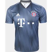 Camisa Bayern De Munique Third 2018 S/N° - Torcedor Adidas Masculina - Masculino