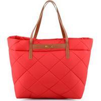 Bolsa Sport Matelasse Royal Comfort Vermelho Vermelho/Un