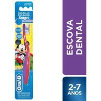 Escova Dental Oral-B Infantil Oral-B Stages 2 - 2 A 4 Anos
