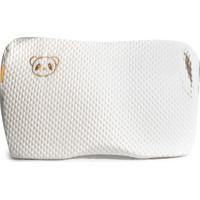 Travesseiro Ergonã´Mico Em Memory Foam - Clingo Off White - Off White - Dafiti