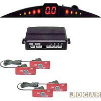 Sensor De Estacionamento - Suns Faróis - Com Visor Capsula Interna - Cada (Unidade) - Sr305