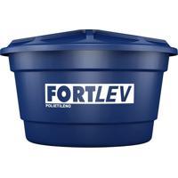 Caixa D'Água 1000L Azul Polietileno - Fortlev - Fortlev