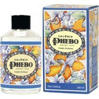 Colônia Phebo Limão Siciliano 200Ml