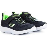 Tênis Infantil Skechers Dyna Lite Masculino - Masculino-Marinho+Verde