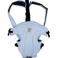 Canguru Passeio Angel Bebe Bag Azul