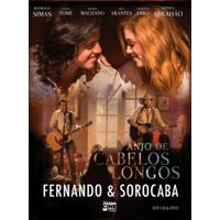Fernando E Sorocaba Anjo De Cabelos Longos - Dvd + Cd Sertanejo
