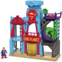 Playset Imaginext - Metropolis - Super Homem - Dc - Mattel - Masculino-Incolor
