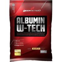 Albumina W - Tech 500 G - Body Action - Unissex