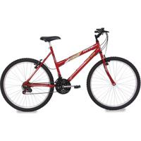 Bicicleta Mountain Bike Mormaii Aro 26 Donna - Feminino