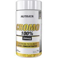Nutrata Picolinato De Cromo- 120 Capsulas- Nutratanutrata