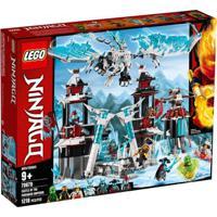 Lego Ninjago - Castelo Do Imperado Abandonado - 70678