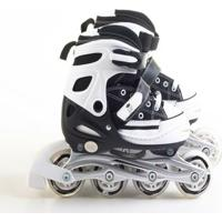 Patins Bel Sports All Style Street Rollers - Unissex-Preto