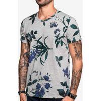 Camiseta Mescla Flower 103844