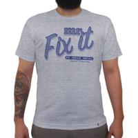 Mr. Fix It - Camiseta Clássica Masculina