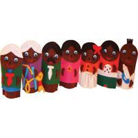 Dedoches Solapa Refil Família Negra - Fundamental - Kanui