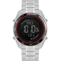 Relógio Digital Technos Masculino - Bj3373Ab/1P Prateado