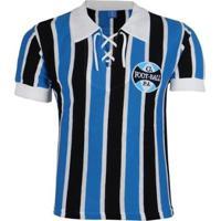 Camisa Grêmio Retrô 1929 C/ Cordinha Masculina - Masculino
