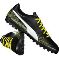 Netshoes  Chuteira Puma Truora Tt Society - Masculino a42e2b01f2d71