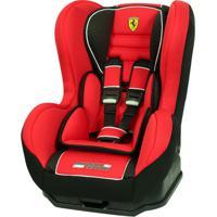 Cadeira Para Auto De 0 À 25 Kg - Cosmo Sp - Ferrari Red - Team Tex - Unissex-Vermelho