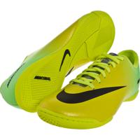 796003cdcd Chuteira Futsal Nike Mercurial Victory Iv Ic Verde