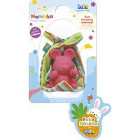 Minha Naninha - Especial Embalagem De Páscoa - Rosa - Toyster