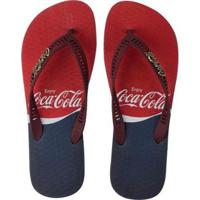 Chinelo Coca Cola Bound Masculino - Masculino