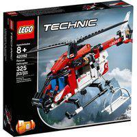Lego Technic - Helicóptero De Resgate - 42092