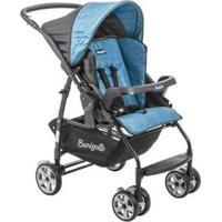 Carrinho De Bebê Burigotto Rio K 15Kg - Unissex-Azul