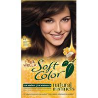 Tintura Soft Color Castanho Médio 40