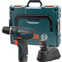Furadeira E Parafusadeira A Bateria 3/8 Gsr12-2Li Bosch 220V