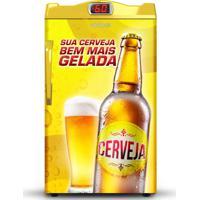 Cervejeira Expm100LPorta Cega Amarelo Venax 220V