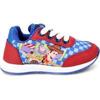 Tênis Infantil Disney Toy Story Masculino - Masculino