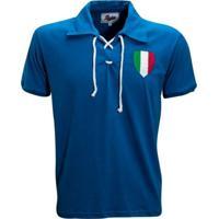 Camisa Liga Retrô Itália 1940´S - Masculino
