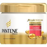 Creme De Tratamento Cachos Definidos Pantene - 300Ml - Unissex-Incolor