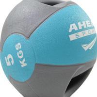 Medicine Ball Com Manopla Ahead Sports 5Kg - Unissex