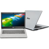 Notebook Philco 14I-S743Lm - Amd Dual Core - Ram 4Gb - Hd 320Gb - Prata - Linux